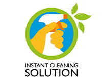 Instant Cleaning Solution Logo