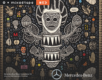 Mercedes Benz Mixed Tape #53
