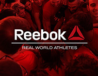 Reebok - Real World Athletes