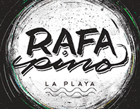 END TITTLES - LA PLAYA - Rafa Pino - CREDITOS