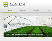 Agroplast Website
