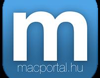 Macportal.hu logo 2014