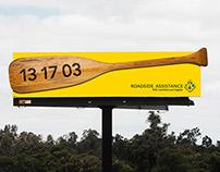 RAC Roadside Assistance - Paddle