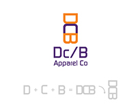 Dc/B Apparel Co - Winner - Logo Design Contest