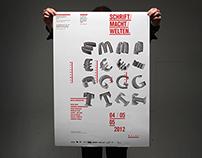 Schrift / Macht / Welten. – Typografie und Macht