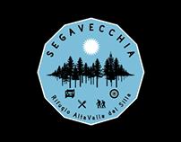 Rifugio Segavecchia, brand identity and web design