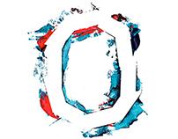 3voor12 poster Typography