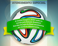 Newsletter - Copa  do Mundo 2014