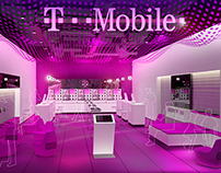 T-Mobile Ideal store [author studio pha]