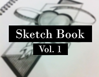Sketch Book Vol. 1