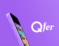 Qfer - Quick offers UI/UX