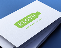 KLOTH - Logo Design / Branding