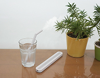 Straw Humidifier