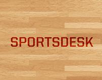 FOX Sports Desk Concept