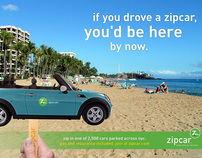Proposed Campaign for Zipcar®