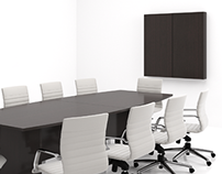 3D Images of Conference Rooms