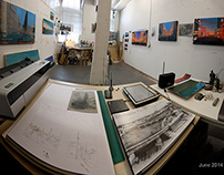 The Studio - June 2014
