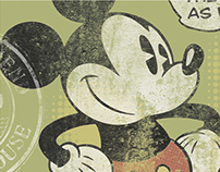 Colortil Disney Vintage