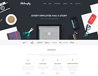 Branding Agency Web Design