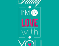 Friday Im In Love With You
