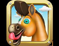 Horse Ranch Arabic