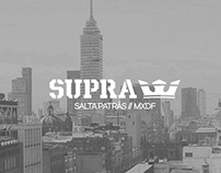 Supra MXDF // HipHop project // DG suport