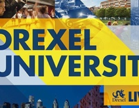 Drexel University Admissions Poster