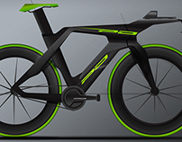 PD TT BIKE DESIGN