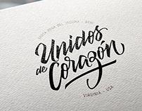 """Logo- """"Unidos de Corazón"""""""