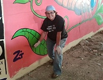 "Mural ""Pitijopo"""