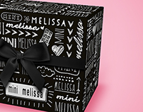 mini melissa gift package