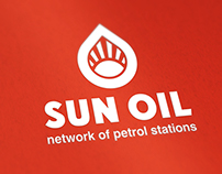 SUN OIL - Network of petrol stations