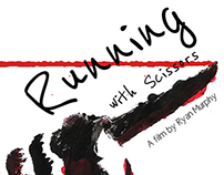 Re-Design: Cartaz do filme Running with scissors