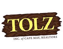 Tolz Realtors - Logo Redesign