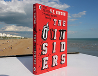 The Outsiders - Book Cover