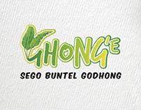 Ghonge Logo Design 2020