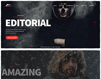 Alex Zane - WooCommerce Photo/Portfolio WordPress Theme