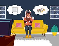 Mashroey Financing Egypt Animation videos