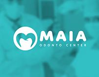 Logo: MAIA ODONTO CENTER