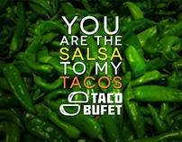 Taco Bufet