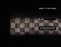 B&O Bluetoothspeaker concept design