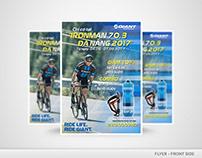 [Advertising design] GIANT Vietnam - Ironman Event