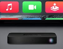 HomePod + Apple TV Concept