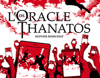 L'Oracle de Thanatos - book illustrations