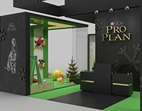 Exhibition stand ProPlan