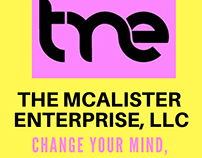 Branding for The McAlister Enterprise, LLC