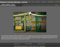 Production Recording System for RIL