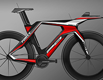 PD TT CARBON BIKE DESIGN