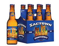 Sactown Premium Lager