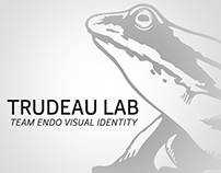 Trudeau Lab Visual Identity